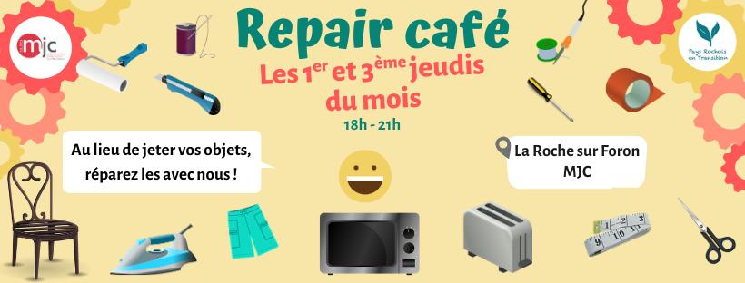 Le Repair Café s'installe en Pays Rochois